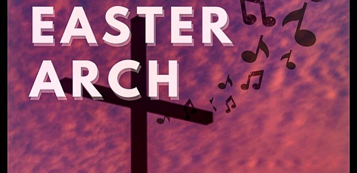 2019 Easter Arch